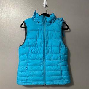 Tangerine Blue Vest